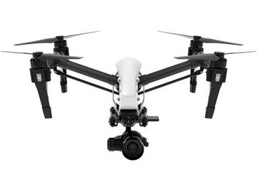 Rent: DJI Inspire Zenmuse X5 Package