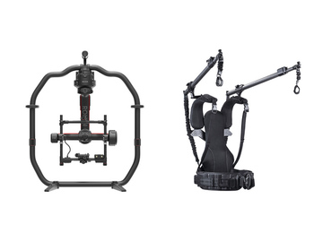 Rent: DJI Ronin 2 + Ready Rig GS Pro Arms