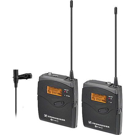 Sennheiser G2 Wireless Transmitter and Receiver