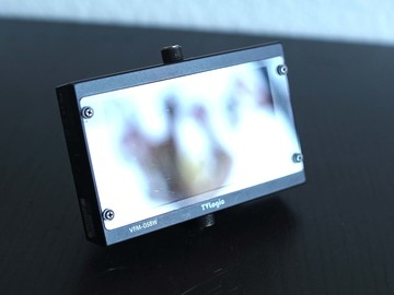 "Rent: TvLogic 5.5"" HD Monitor"