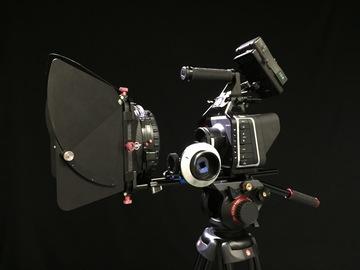 Rent: Blackmagic 4K Production Camera EF Mount