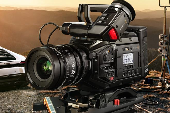 Blackmagic  Ursa Mini Pro Kit