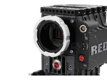 Rent: Wooden Camera PL Mount for RED