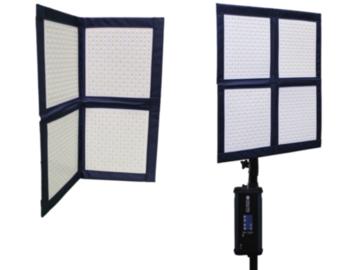 Rent: LC-160 - 2X2 Flex LED light-mat w Softbox #2