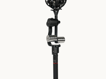 Rent: Moza Guru AIR 360 gimbal stabilizer