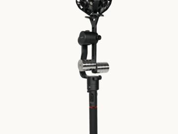 Rent: Moza Guru AIR 360 gimbal stabilizer