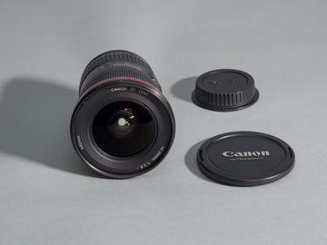 Canon 16-35mm f/2.8 L Series
