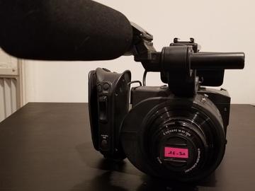 Rent: Sony NEX-FS700R Super 35 Camcorder + 16-50