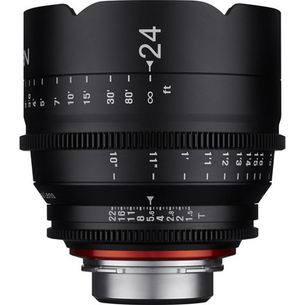 Rokinon Xeen 24mm T1.5 (EF Mount)