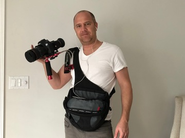 Rent: Camera or Audio Bag Sling