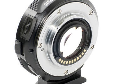Rent: Metabones Canon EF Lens to Micro Four Thirds T Smart Adapter