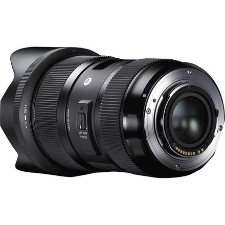 EF Sigma 18-35mm f/1.8 DC HSM Art