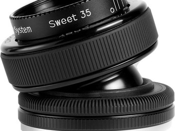 Rent: Lensbaby Composer Pro II Kit w/ 35mm and 50mm