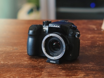 Rent: Panasonic GH4  w/ Metabones Speed Booster and V-log