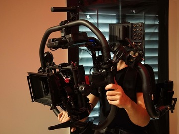 Rent: MoVI Pro and Red Epic Dragon + 6 Vintage Nikon Primes