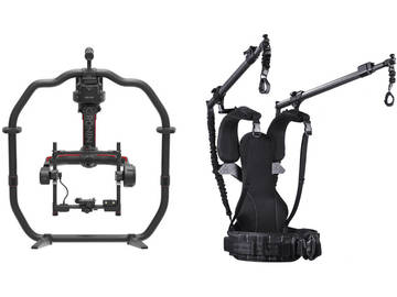 Rent: Ronin 2 + Ready Rig + Operator