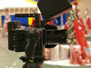 Rent: RED Scarlet-W Dragon DSMC 2 Package