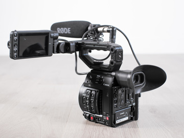 Rent: Canon EOS C200 Cinema Camera