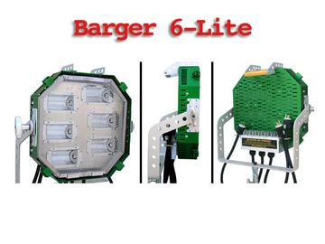 Barger 6 Light with medium Chimera