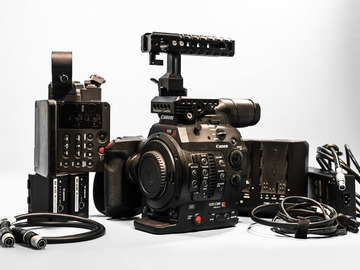 Rent: Canon EOS C300 Mark II (A)