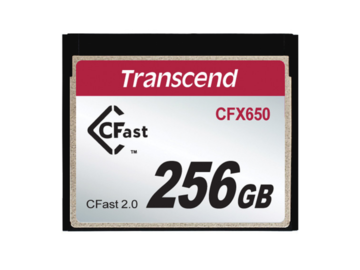 Rent: 256 GB C-Fast 2.0 Card (up to 6 available)