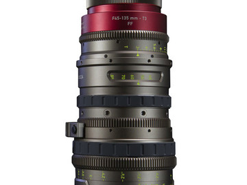 Angenieux 30-90mmT2 Cinema zoom  covers S35 & VISTA VISION