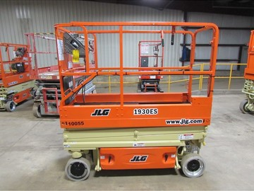 Electric Scissor Lift 19ft - JLG 1930ES