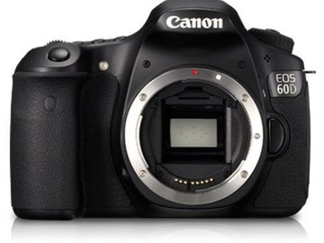 Rent: Canon EOS 60D 18 MP CMOS Digital SLR Camera