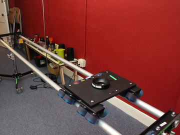 Dana Dolly: Universal System with 75, 100, 150mm bowls
