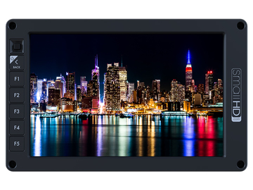 Rent: SmallHD 702 OLED 7-in On-Camera Monitor + handheld cage