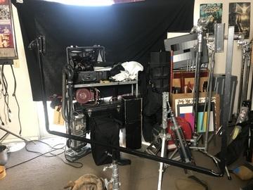 Matthews 4x4 Foam Core/Reflector/Etc Holder Frame