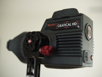 Rent: Zacuto HD Gratical EVF w/ Axis Mini Mount & Recoil Handle
