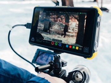 Rent: Atomos Shogun Flame 7-in 4K Recorder