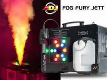 Rent: Fog Fury Jet