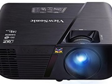 Rent: Viewsonic SVGA 3300 Lumens Projector