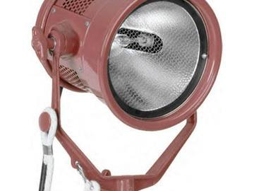 Rent: Mole 1000 Watt Mickey-Mole Flood Light (Openface)