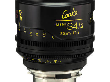 Rent: Cooke Mini s4/i 25mm