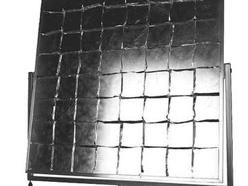 "Rent: Matthews Standard Reflector 42""x42"" Silver (Mirror Board)"