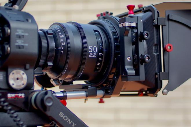 Full set Sony Cinealta 2nd Generation, 6-lens primes.