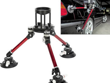 Rent: Digital Juice Spyder Pod Vehicle Camera Mounting System
