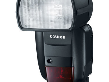 Rent: Canon 600 EX II-RT Speedlite
