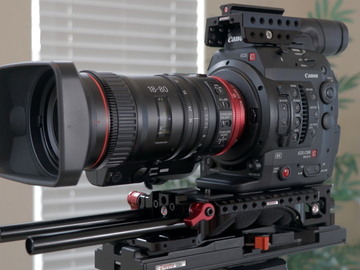 Rent: Canon 18-80 CN-E Cinema Zoom Lens T4.4 (f4)