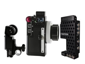 RT Motion Complete Kit MDR-SK ( RED DSMC2 ) + 2 Motors