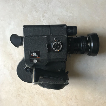 Canon Scoopic MS 16mm Film Camera