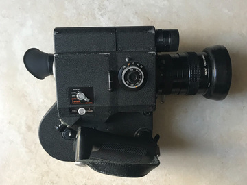 Rent: Canon Scoopic MS 16mm Film Camera
