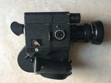 Rent: Canon Scoopic MS 16mm Film Camera
