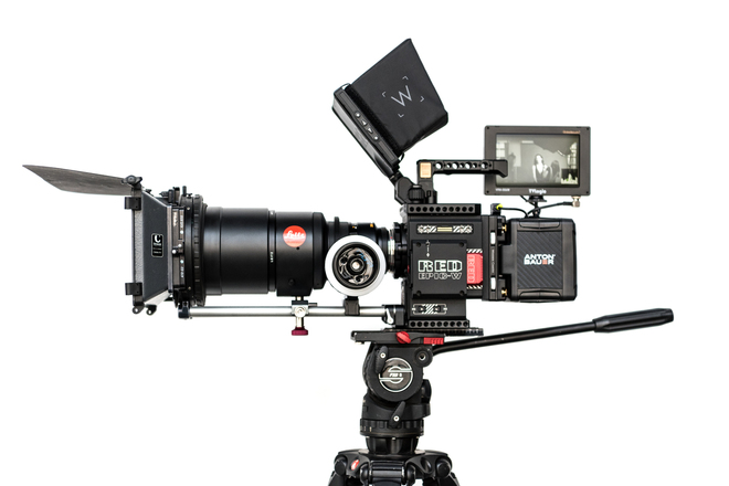 RED Epic-W Helium 8K S35 Package + Leica Primes | HOLLYWOOD