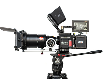 RED Epic-W Helium 8K S35 Package + Leica Primes   HOLLYWOOD