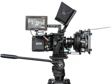 RED Epic-W Helium 8K S35 Package, Cards Batts AKS  HOLLYWOOD