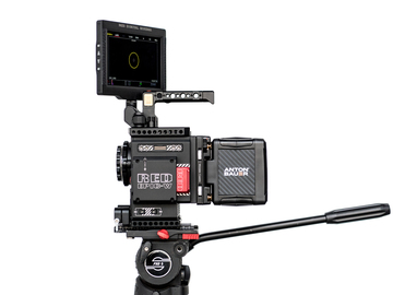 RED Epic-W Helium 8K S35 Package, Base Package  HOLLYWOOD